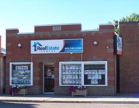 Coaldale Real Estate Centre